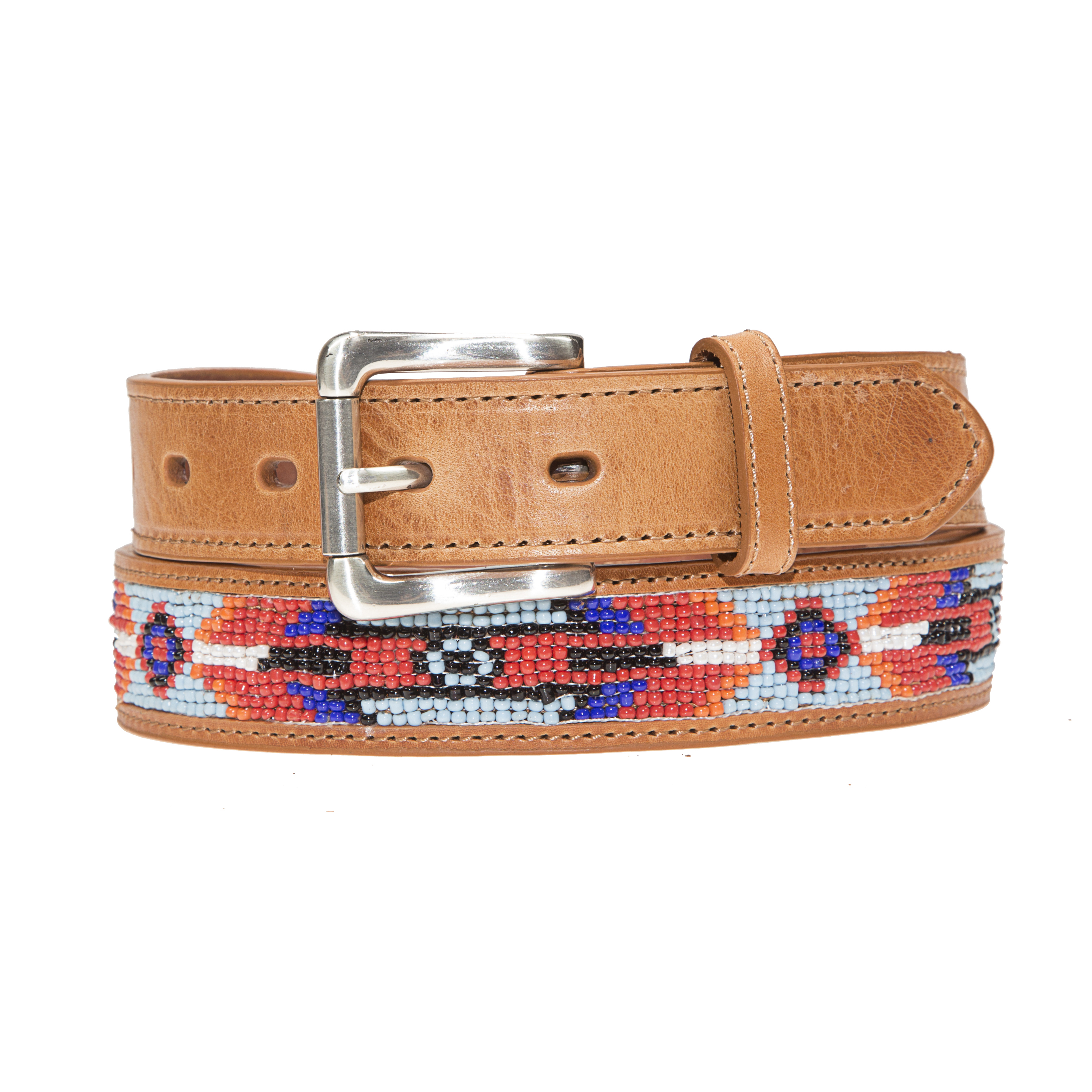 Will Leather Goods Umpqua Beaded Belt | Huckberry