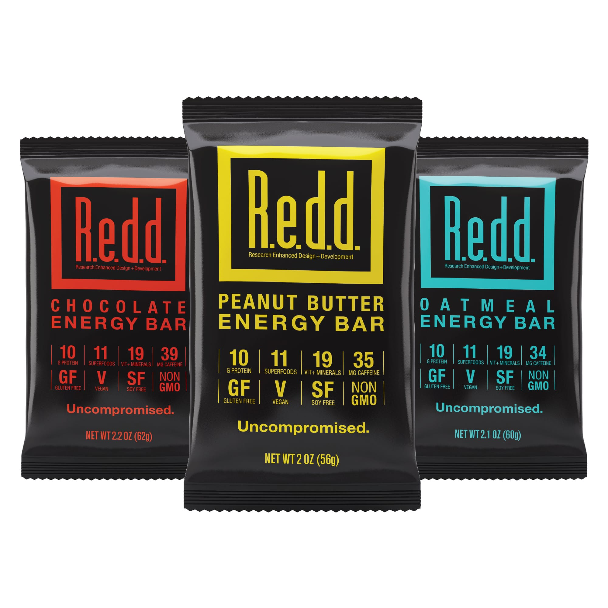 K7o3wvhevg r e d d chocolate oatmeal and peanut butter variety pack 18 bar pack 0 original