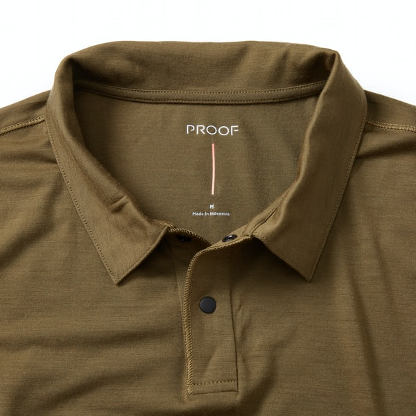Proof 72-Hour Merino Polo review
