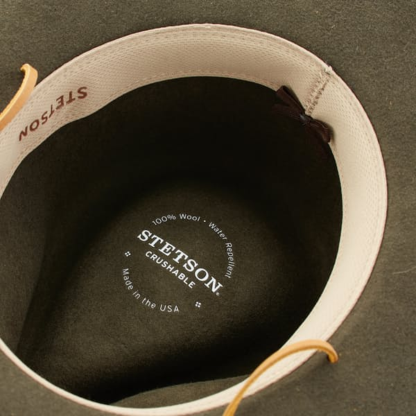 10592359d115e Exclusive  Made in the USA. Stetson