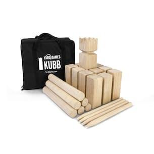 Wooden Kubb Set