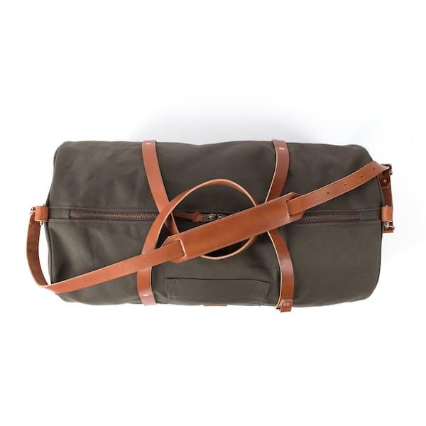 The Rambler Water Resistant Duck Canvas Weekend Bag