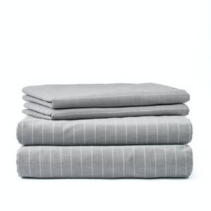 Organic Chambray Sheet Set - King