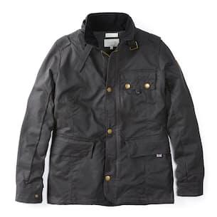 Waxed Bexley Jacket