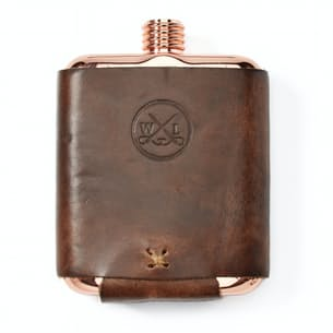 The Clark Fork Copper Flask