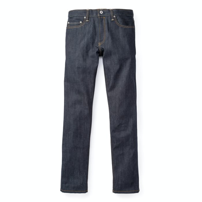 Flint And Tinder Stretch Selvage Jeans Straight Huckberry