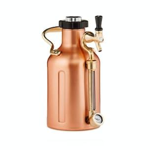 uKeg 64 oz. - Copper Growler (w/ CO2)