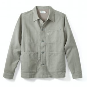 Double Cloth Chore Coat