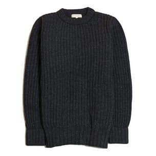 Tanner Rib Wool Knit