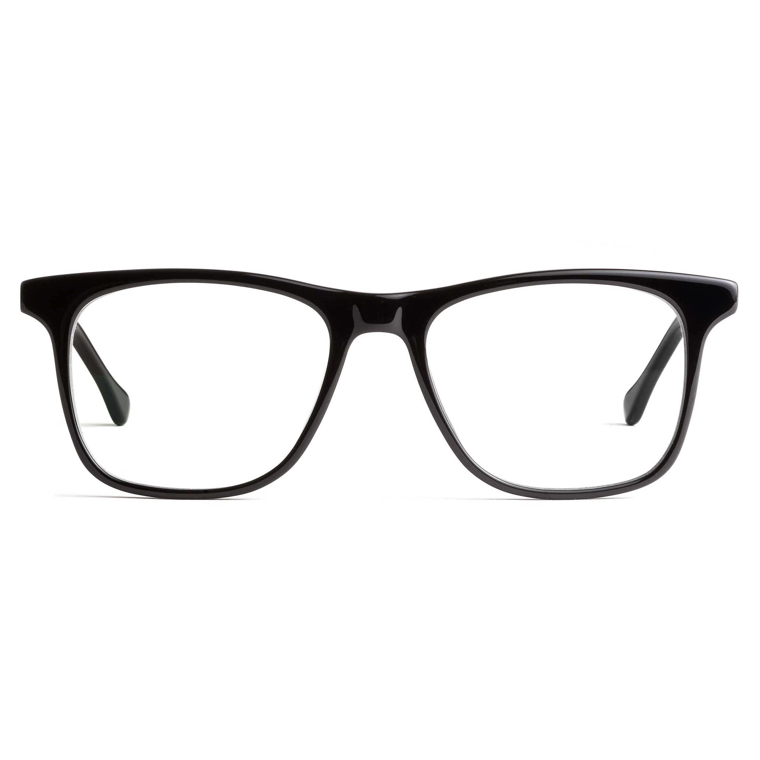 Black Nash Blue Light Blocking Computer Glasses Felix Gray