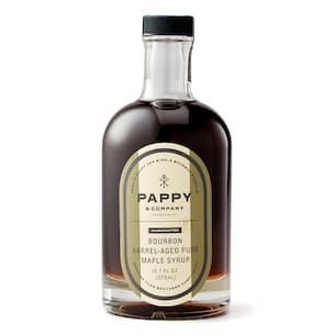 Barrel-Aged Maple Syrup