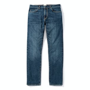 1-Year Wash Jeans - Straight