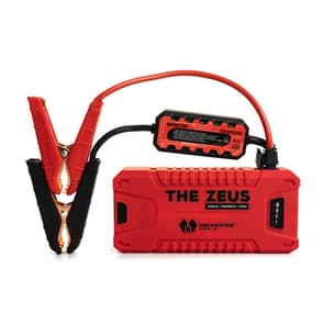 The Zeus - Power Bank + Car Battery Jump Starter