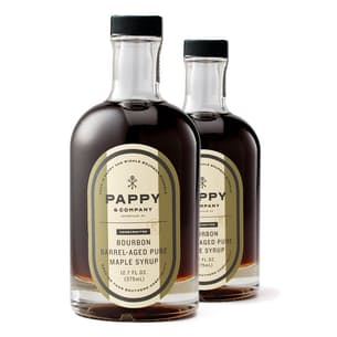 Pappy Barrel-aged Maple Syrup - Set of 2