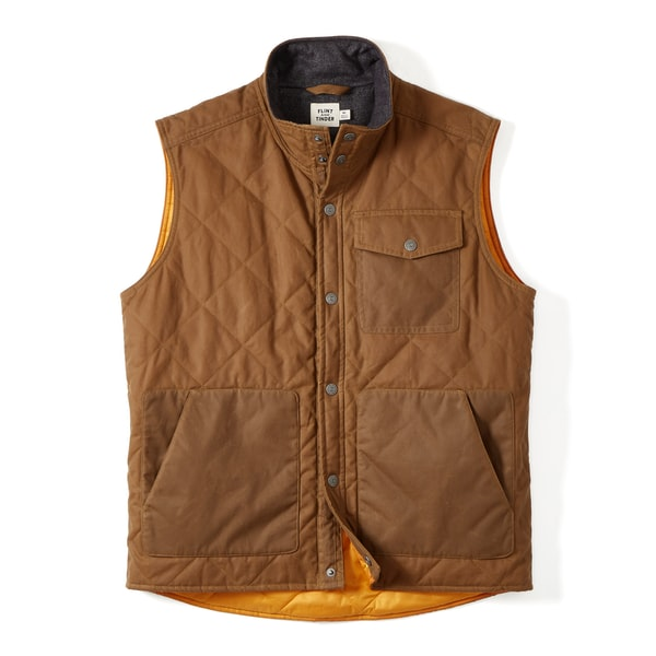 Flint and Tinder Quilted Vest