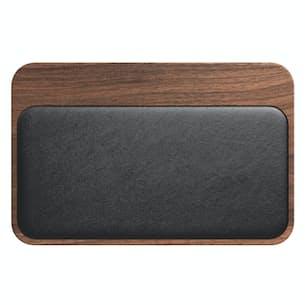 Base Station Wireless Charging Hub | Walnut Edition