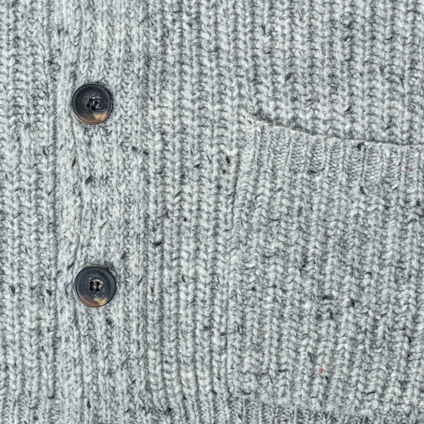 Schott NYC Wool-Blend Cardigan