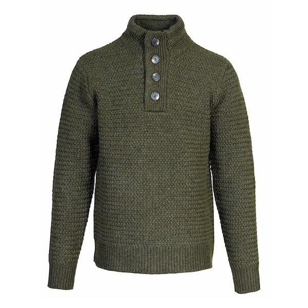 Schott Funnel Neck Sweater