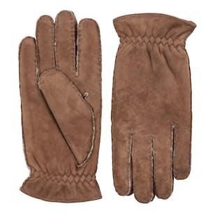 Montgomery - Lambskin Suede Gloves
