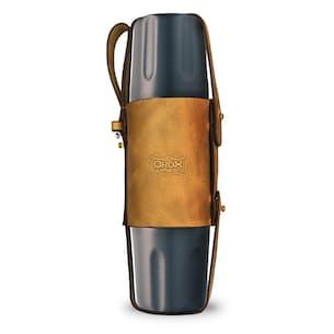 Firelight 750ml Flask + Leather Holster