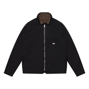 Reversible Zip Pile Jacket