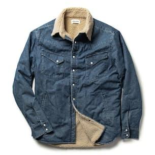 The Western Shirt Jacket