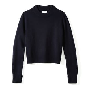 Women's Square Crewneck Sweater