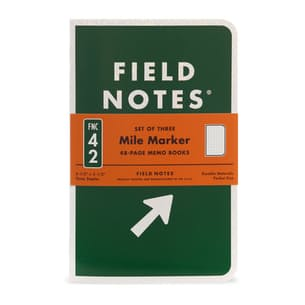 Mile Marker (Dot-Graph paper)
