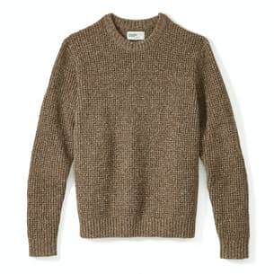 Recycled Cotton Headlands Sweater