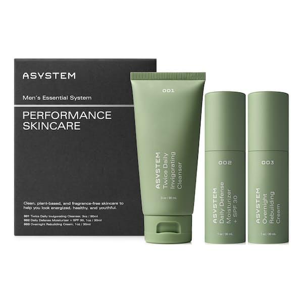 ASYSTEM Performance Skincare | Huckberry