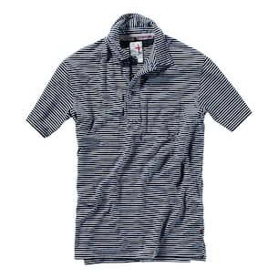Stripe Slot Polo