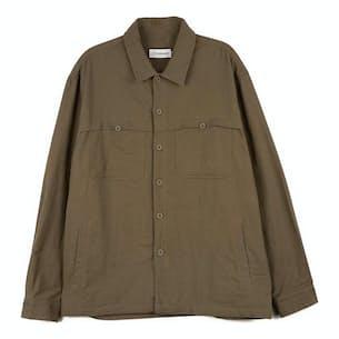 Front Yoke Overshirt