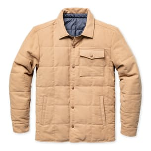 Lost Coast Moleskin Shirt Jacket
