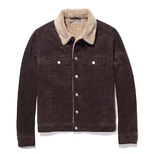 Paz Cord Trucker Jacket