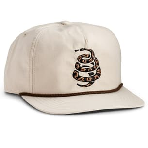 Cottonmouth Snapback Hat