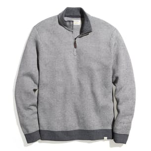 Myers Quarter Zip Sweater