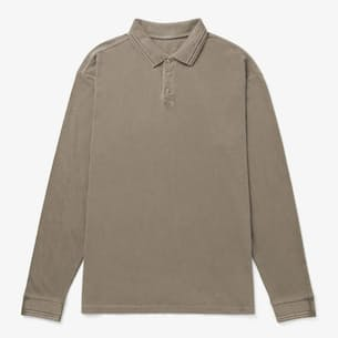 Relaxed LS Polo