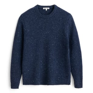 Raglan Sweater in Donegal Wool