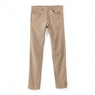 Stretch Terry 5-Pocket