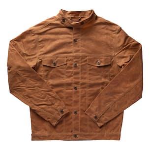 Waxed Canvas Rider Jacket