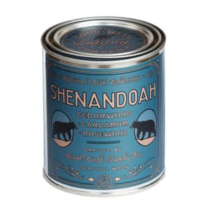 Shenandoah National Park Candle