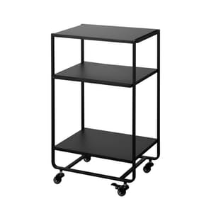 3-Tier Kitchen Cart With Handle