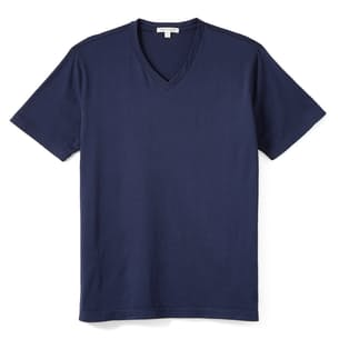 Supima V Neck