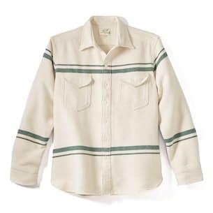 Pine Jacquard Overshirt