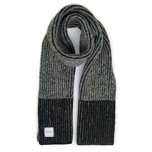 Melange Ragg Wool Scarf