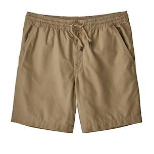 """Lightweight All-Wear Hemp Volley Shorts - 6"""""""