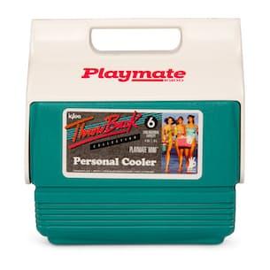 Retro Playmate Mini 4 Qt. Cooler