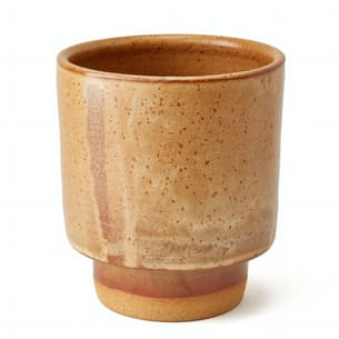 Bronzed Rocked Planter