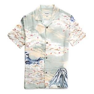 Trade Winds Cuban Shirt