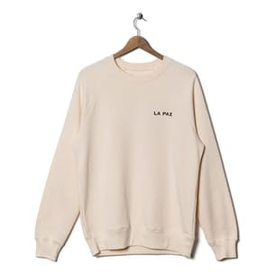 Print Sweatshirt Vague Wave